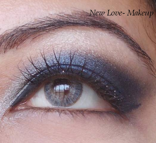 Loreal Electric Eye Contest Entry 16- Summer Gold   New