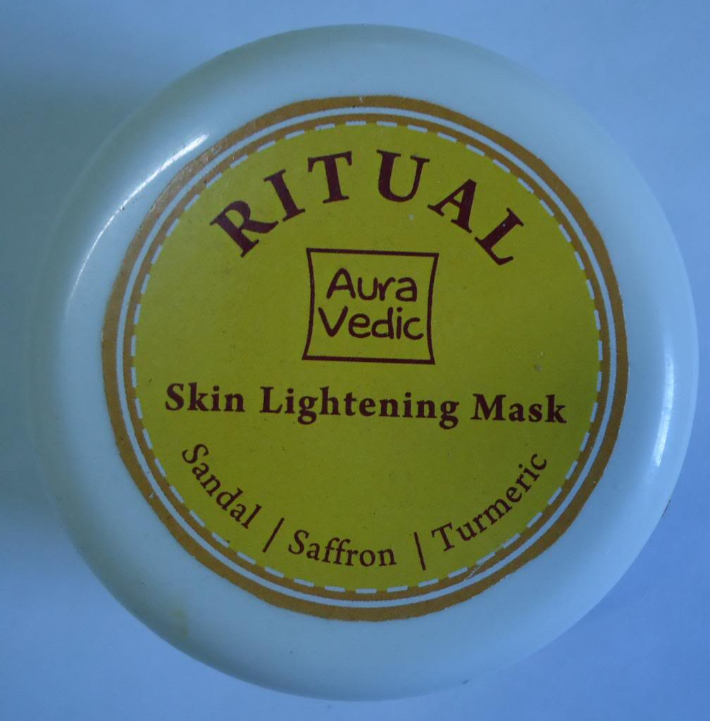 DSC02061 zpsd2d5d145 Auravedic Ritual Skin Lightening Mask Review