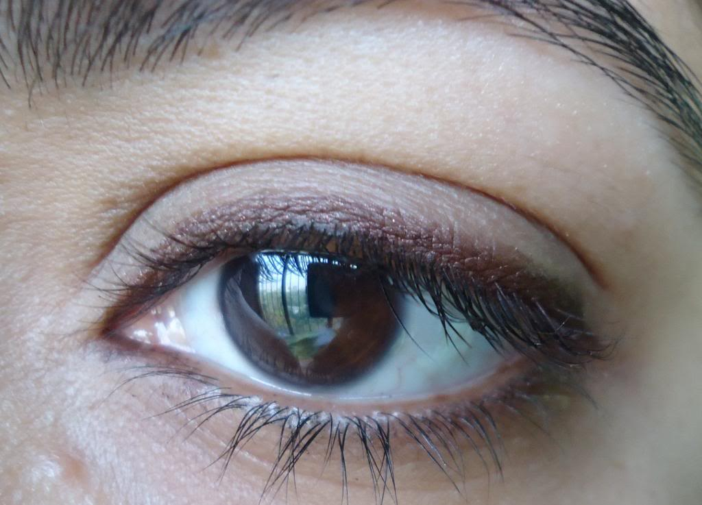 L'oreal Paris Super Liner 24H Waterproof Gel Eyeliner Brown Review, Swatches