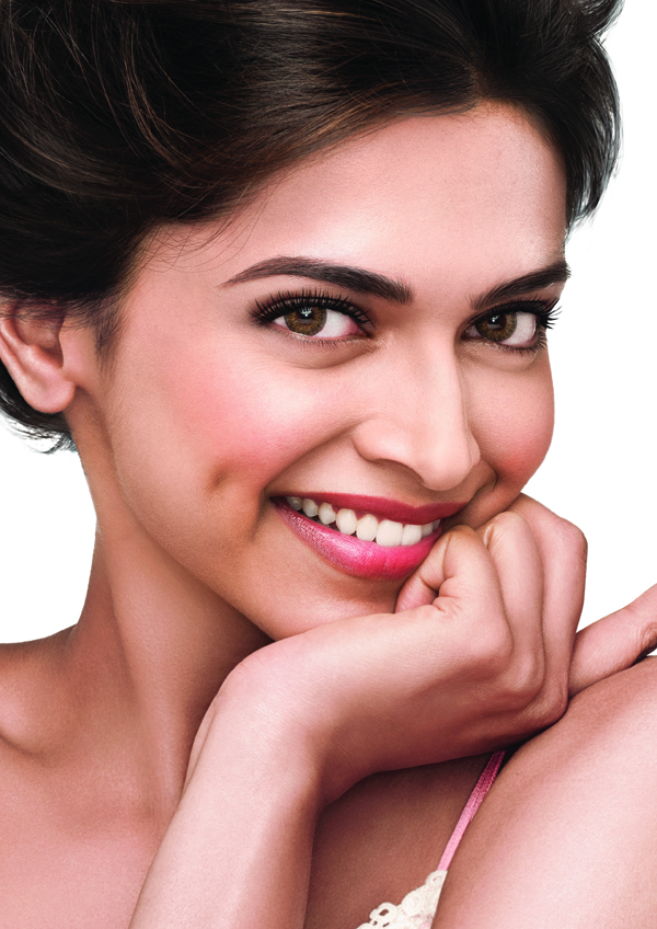 DeepikaPadukoneforGarnier Garnier signs on Deepika Padukone as their new brand ambassador