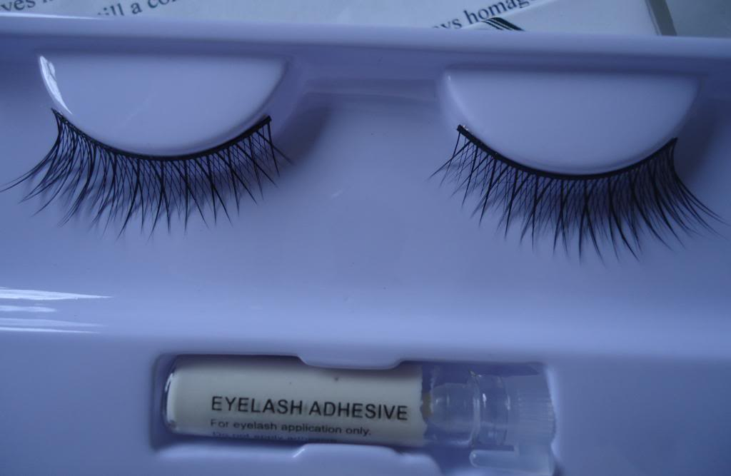 Sleek MakeUP Eyelashes Rag Doll, Savannah Review