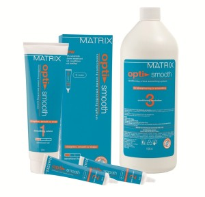Matrix presents the Smooth Rebond Service with Optismooth!