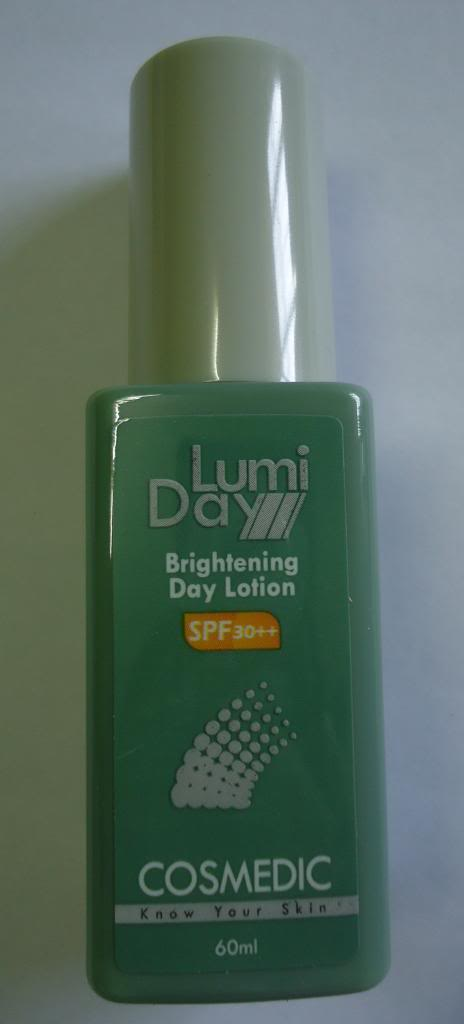 DSC03443 zps12d9557b Cosmedic Lumiday Brightening Day Lotion SPF 30++ Review