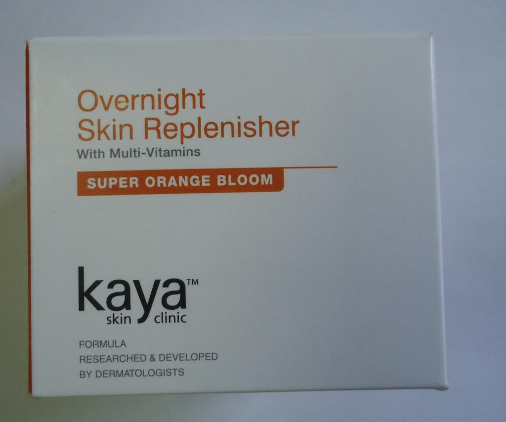 DSC03446 zps989f935c Kaya Overnight Skin Replenisher Review