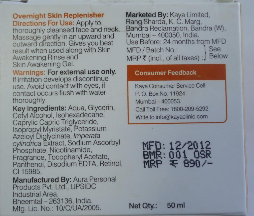 DSC03448 zps0c7b4315 Kaya Overnight Skin Replenisher Review