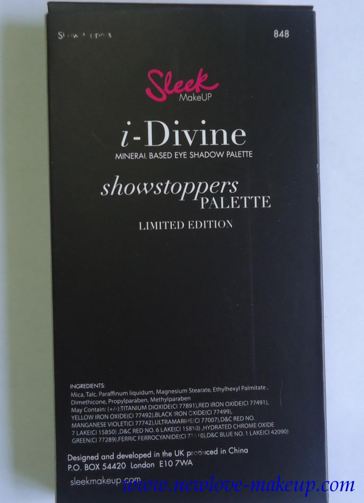 DSC03772 zpsf16fbe24 Sleek MakeUP i Divine Showstoppers Palette Review, Swatches