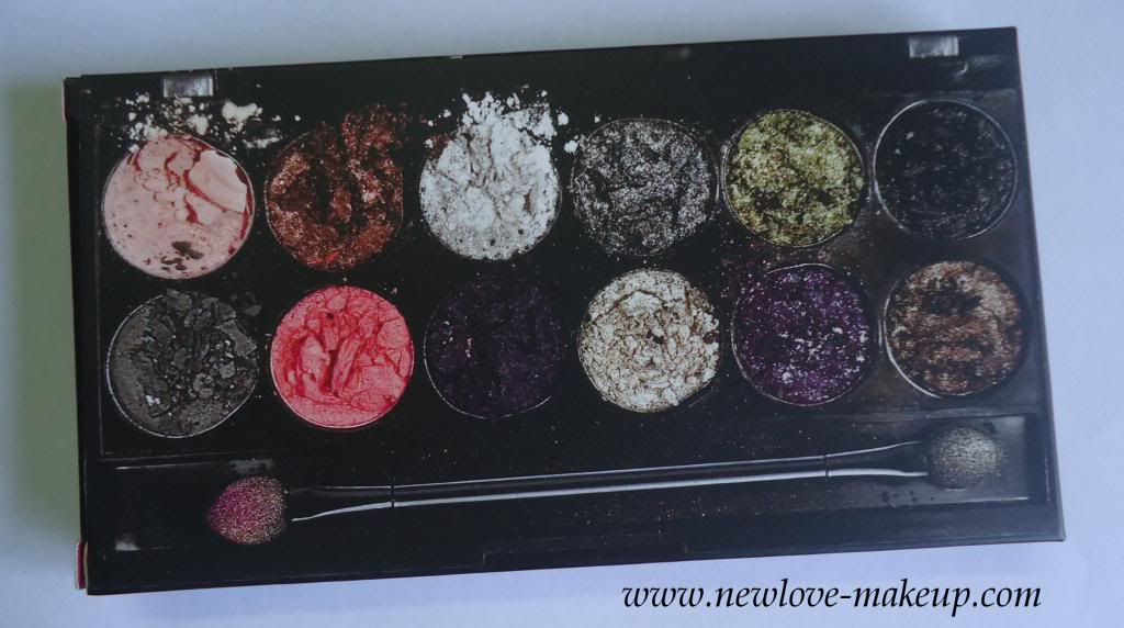 Sleek MakeUP i-Divine Showstoppers Palette Review, Swatches