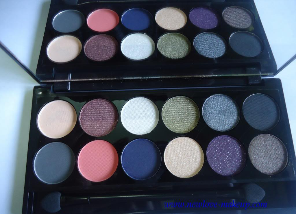 DSC03775 zpsb75bcfd9 Sleek MakeUP i Divine Showstoppers Palette Review, Swatches