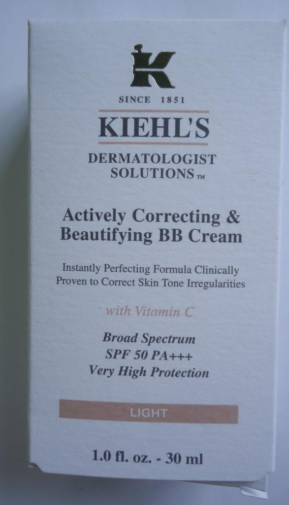 DSC04941 zps9a9aa80d Kiehls BB Cream Light Review, Swatches, FOTD
