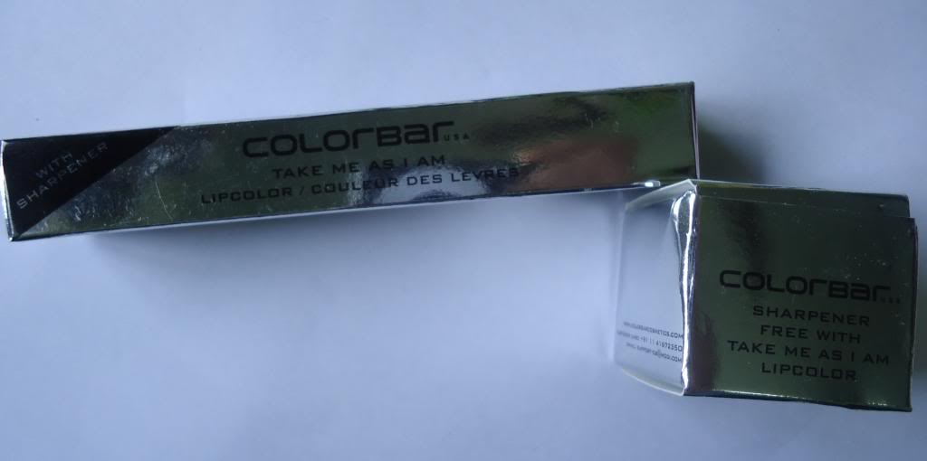 DSC05144 zpsbebf60b2 Colorbar Take Me As I Am Lip Color Sinful Orange Review, Swatches