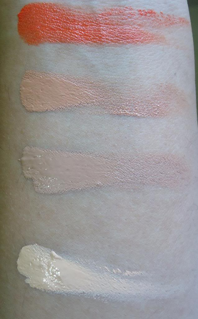 Khuraira Dark Circle Complex Primer, Age Control Concealer Review, Swatches