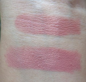 DSC06276 zpsc50e8d42 300x283 Lakme 9 to 5 Lip Color Peony Goal Review, Swatches