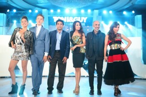 TONI amp GUY HairMeetWardrobe Launch Anusha Dandekar Mark Hampton Srinanda... 300x200 Toni & Guy HairMeetWardrobe India Launch