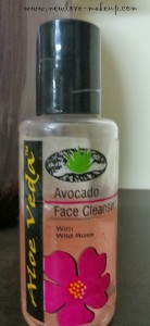 IMG 0316 138x300 Aloe Veda Avocado Face Wash Review