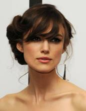 vintage updo Hairstyles for the Festive Season