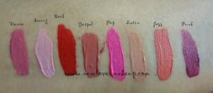 Lip Rouge Mini Palette 18 Colors by kryolan #5